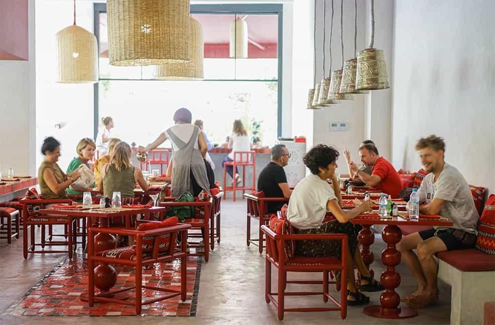 meilleur restaurant marocain marrakech