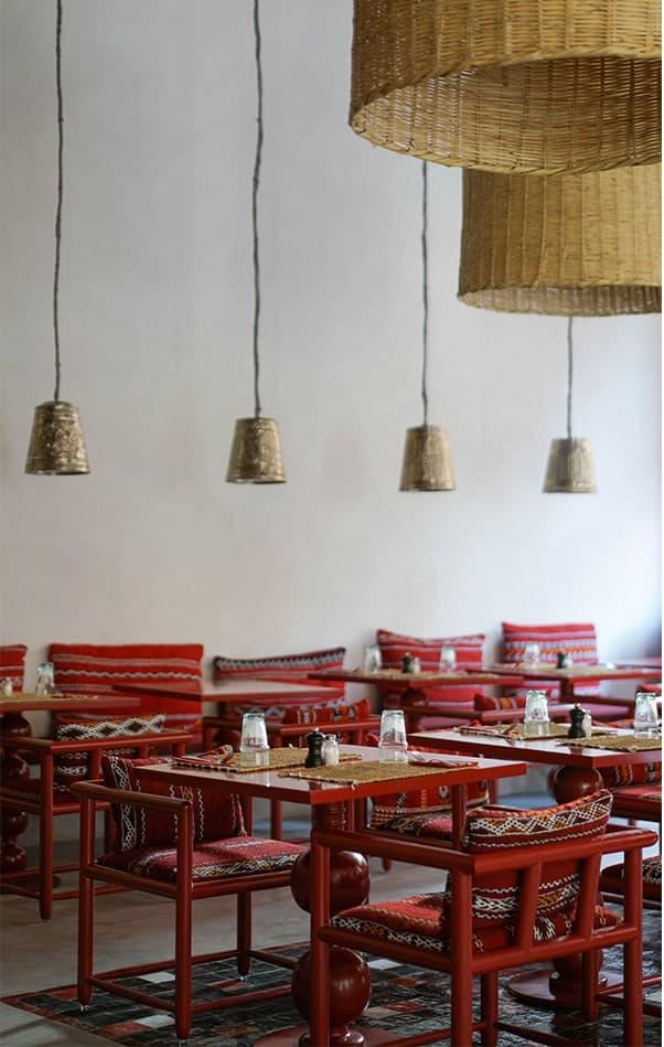 Restaurant Marrakech-Gueliz